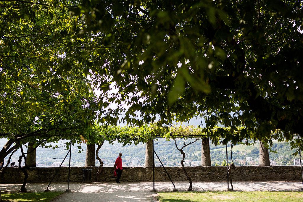 Jardin Tour Sarrasine
