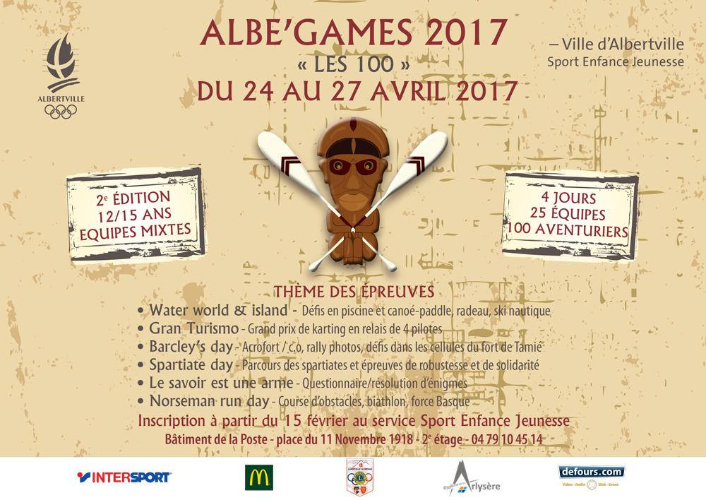Albé'Games 2017