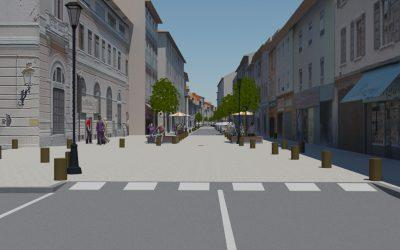 Communiqué – Avant-projet rue de la République