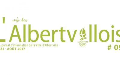 L'info des Albertvillois #9