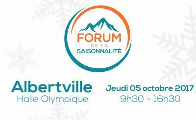 Forum de la Saisonnalité 2017