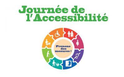 Journée de l'accessibilité – Mercredi 20 septembre 2017