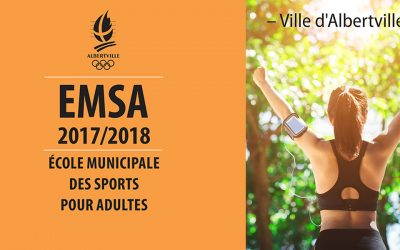 Ecole Municipale des Sports pour Adultes (EMSA)