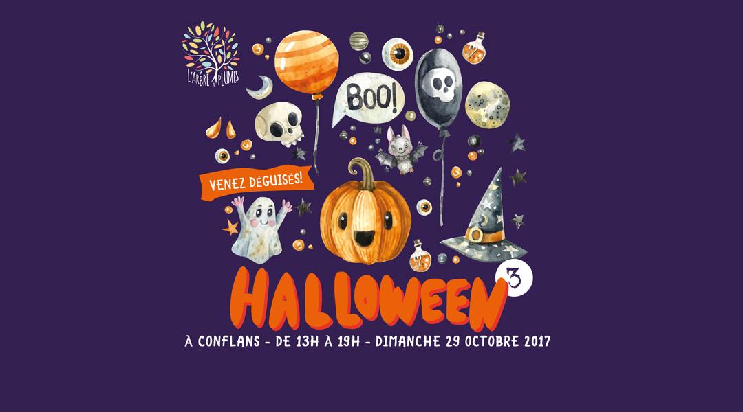Halloween à Conflans – Dimanche 29 octobre 2017