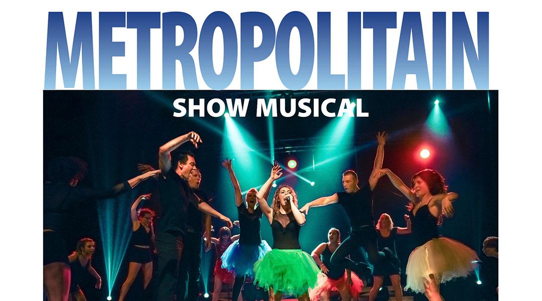 Metropolitain Show le samedi 2 décembre 2017 – la billetterie est ouverte !
