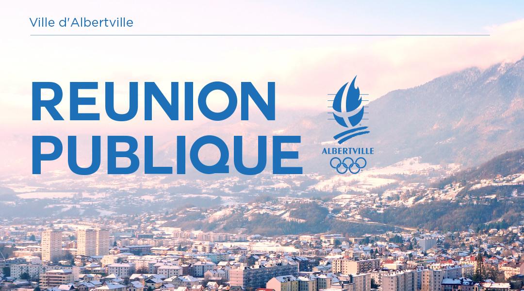 Réunion publique Site patrimonial remarquable – Mardi 30 janvier 2018