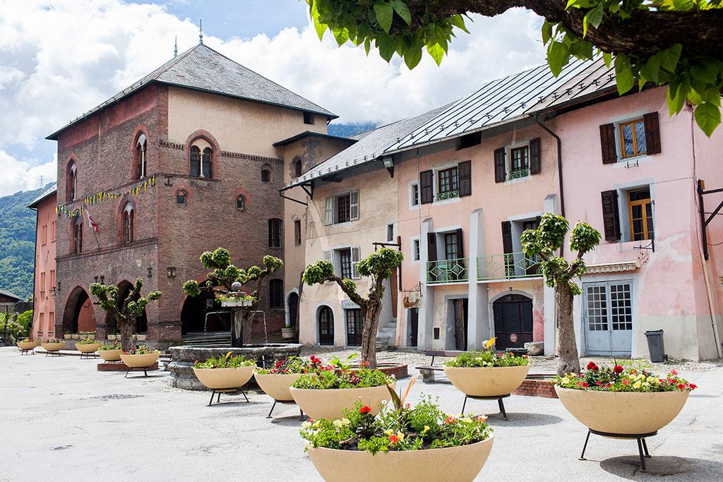 Conflans - centre