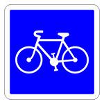Aménagement cyclable conseillé