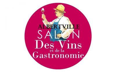 Salon du vin et de la gastronomie – 10 au 12 novembre 2017