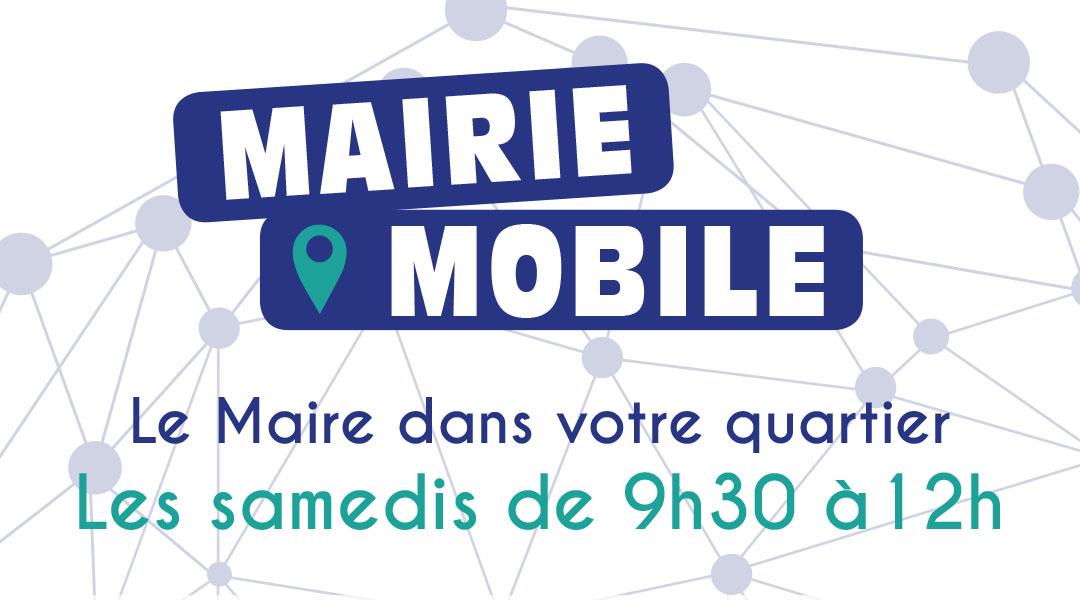 Mairie Mobile : Le Maire dans votre quartier
