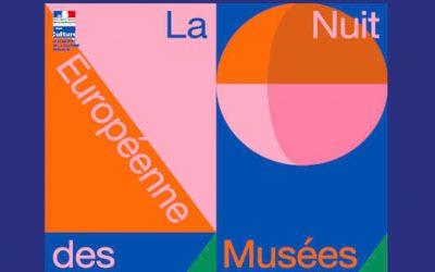 Nuit des Musées – samedi 19 mai 2018
