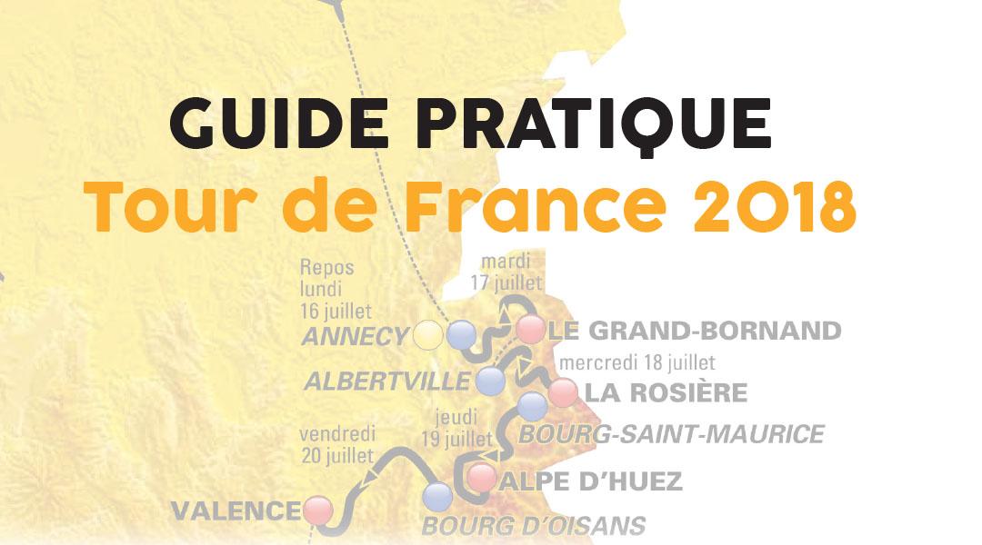 Tour de France 2018 – Toutes les infos sur le départ de la 11e étape