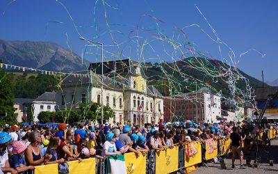 Départ 11e étape Tour de France – Retour en images