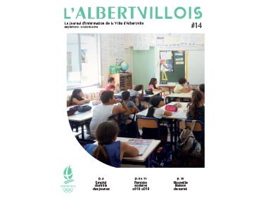 L'Albertvillois #14<br />SEPTEMBRE-OCTOBRE 2018
