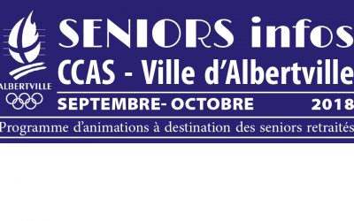 Seniors info Sept/oct 2018