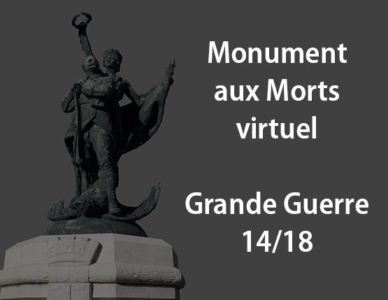 Monument aux Morts virtuel