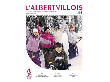 L'Albertvillois #16<br />JANVIER-FÉVRIER 2019