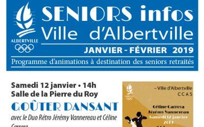 Seniors Infos Janvier Février 2019