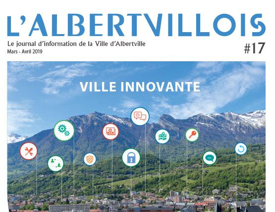 L'Albertvillois #17 est en ligne !