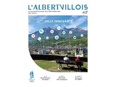 L'Albertvillois #17<br />MARS-AVRIL 2019
