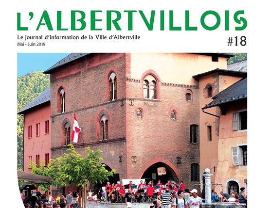 L'Albertvillois #18 est en ligne !