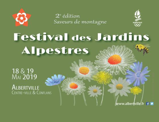 Festival des jardins alpestres – 2e édition   Découvrez le programme !