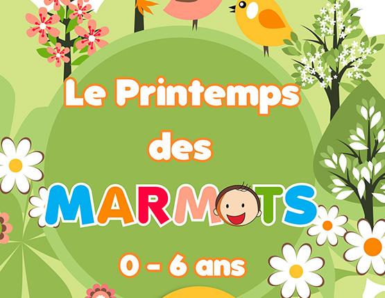 Le printemps des marmots – Programme du 15 au 25 mai 2019