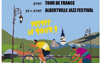 Étape du Tour / Jazz Festival / Tour de France