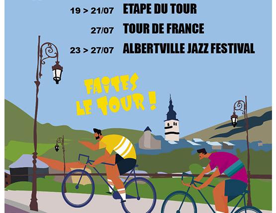 Programme vélo et jazz 2019