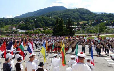 Festival de musiques militaires – retour en images