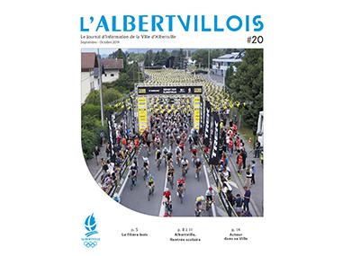 L'Albertvillois #20<br />SEPTEMBRE-OCTOBRE 2019
