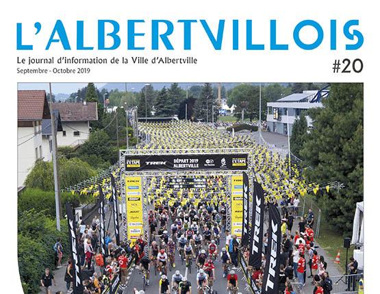 L'Albertvillois #20 est en ligne !