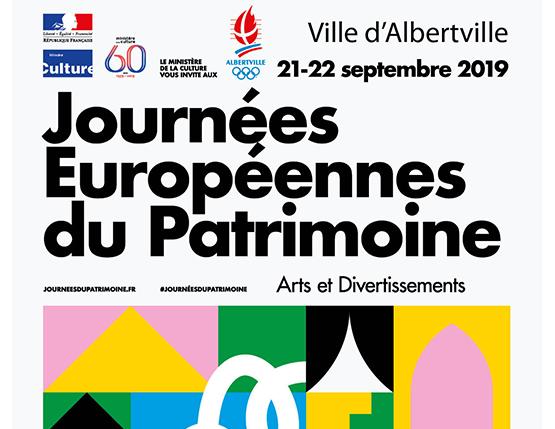 21 et 22 septembre : Les Journées Européennes du Patrimoine