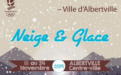 Festival Neige & Glace : du 18 au 24 novembre 2019