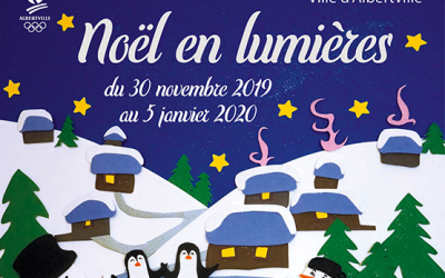 Noël en lumières : du 30 novembre au 5 janvier