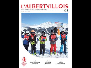 L'Albertvillois #22<br />JANVIER-FÉVRIER 2020