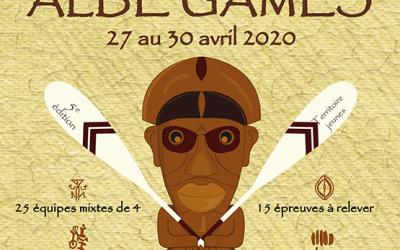 Albé Games 2020 : vous allez aimer vous surpasser …