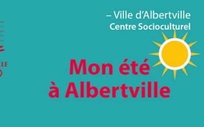 Programme d'été du Centre Socioculturel