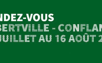 Patrimoine Albertville : le programme d'été 2020