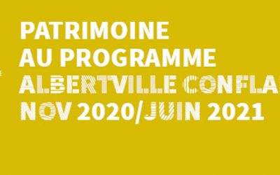 Patrimoine au programme : saison 2020/2021