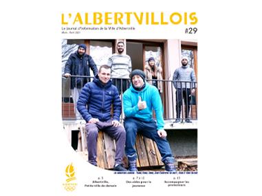L'Albertvillois #29<br />MARS-AVRIL 2021