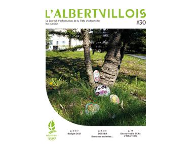 L'Albertvillois #30<br />MAI-JUIN 2021