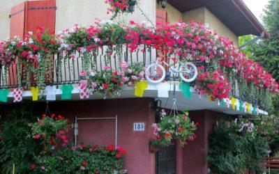 Concours des maisons fleuries d'Albertville